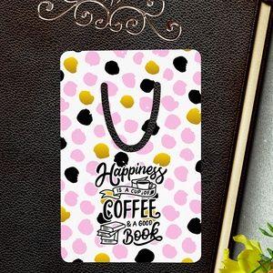 Accessories - Coffee Quote Bookmark